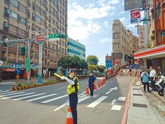 450名警力維安 場外零星抗議