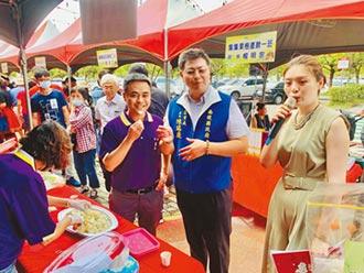 集集精品綠竹筍 國道開賣促銷
