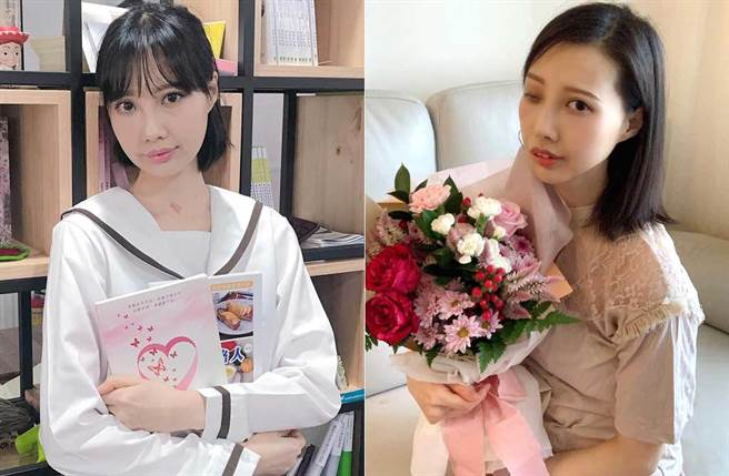 女星李明蔚罹癌8年不放棄,募款求做免疫細胞療法。(取材自李明蔚臉書)