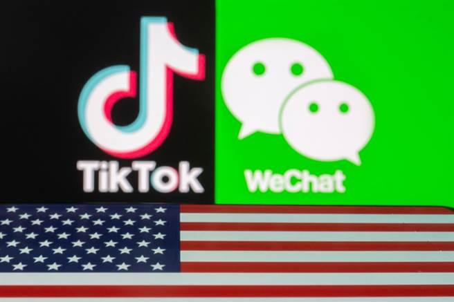TikTok與甲骨文交易可望過關,另一被禁的微信WeChat搶在禁令生交前改名WeCome。網友認為改個名字就能用了屬實扯淡,如果美國政府這麼蠢,TikTok也不用費勁跟甲骨文交易。(圖/路透)