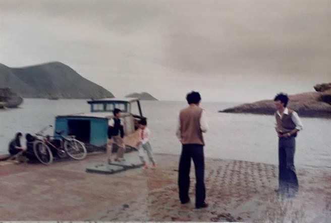 霞浦的海邊。(作者提供)