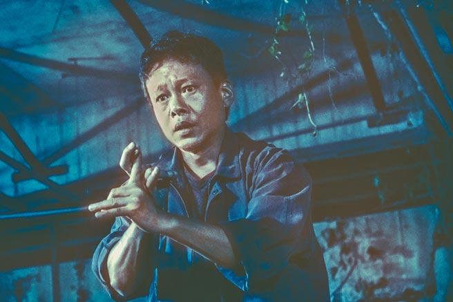 李康生在《馗降:粽邪2》中有大量動作戲。(華影國際提供)