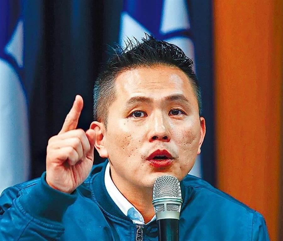 國民黨立委陳以信。(本報資料照)