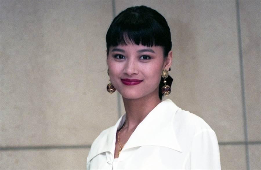 黎燕珊從邵氏出身,是首屆亞洲小姐冠軍。(吳朝奎攝)
