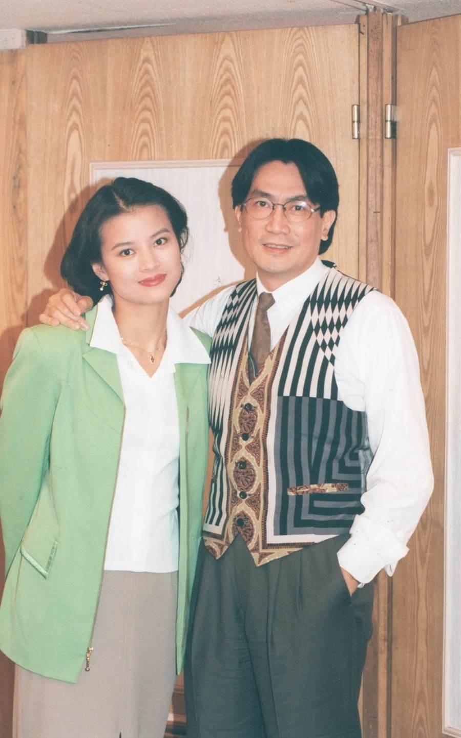 黎燕珊當年不顧家人反對嫁給劉永,12年婚姻最終破局。(中時資料照)