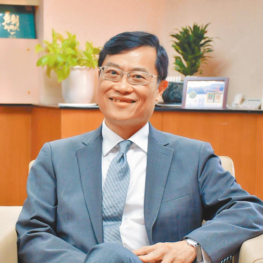 經濟部政務次長陳正祺圖/本報資料照片