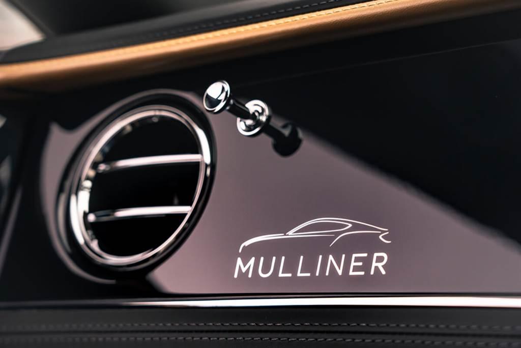Bentley推出定制特仕版Continental GT Mulliner