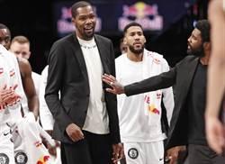 NBA》杜蘭特:我沒指定納許當籃網教頭