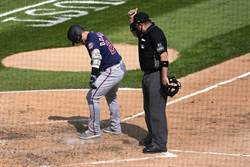 MLB》踢沙遭驅逐 唐納森批評主審冷血