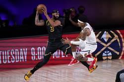 NBA》一眉哥三分絕殺 湖人驚險西決2連勝