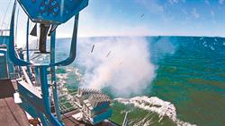 人民日報:解放軍台海實戰化演練是正當必要行動