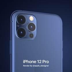 蘋果iPhone 12系列配色曝光 藍色將成主打顏色