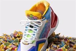NBA 巨星也搶穿 New Balance與軟糖品牌Jolly Rancher的童趣之作