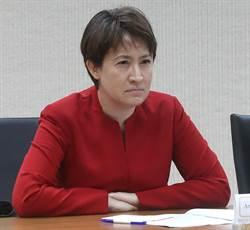蕭美琴自稱「駐美大使」 鄭運鵬:美國沒表態反對就是支持