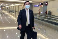 出席海峽論壇 新黨主席吳成典:兩岸應多些交流