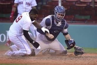 MLB》紅襪終於贏洋基 林子偉貢獻1打點