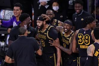 NBA》季後賽首次絕殺 一眉哥:我要大場面進球