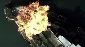 影》火大了 陸空軍秀轟-6K模擬轟炸美關島空軍基地