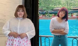 500天狂減45公斤!YouTuber勵志減肥 秘訣是多吃牛排