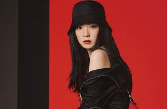 Irene、燦烈火熱擔任義大利品牌大使 辣秀香肩絕對領域