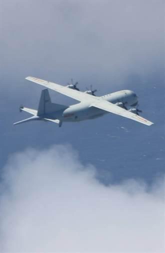 今共軍兩架運8反潛機進入我西南空域