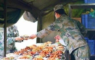 印軍伙食差 帳篷「中國製造」 陸網:快回家少受罪