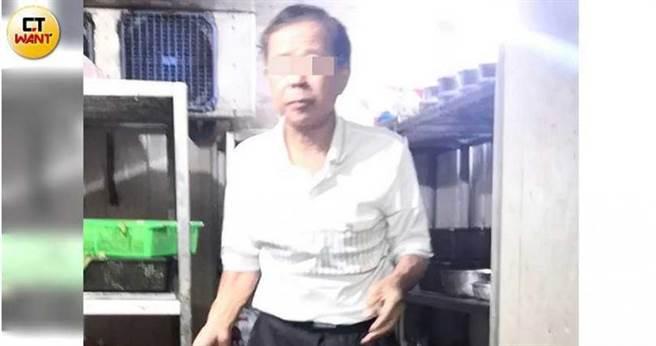 黃鶴樓餐廳前老闆錢瑞安遭控有計畫性的大量借錢、掏空餐廳。(圖/讀者提供)