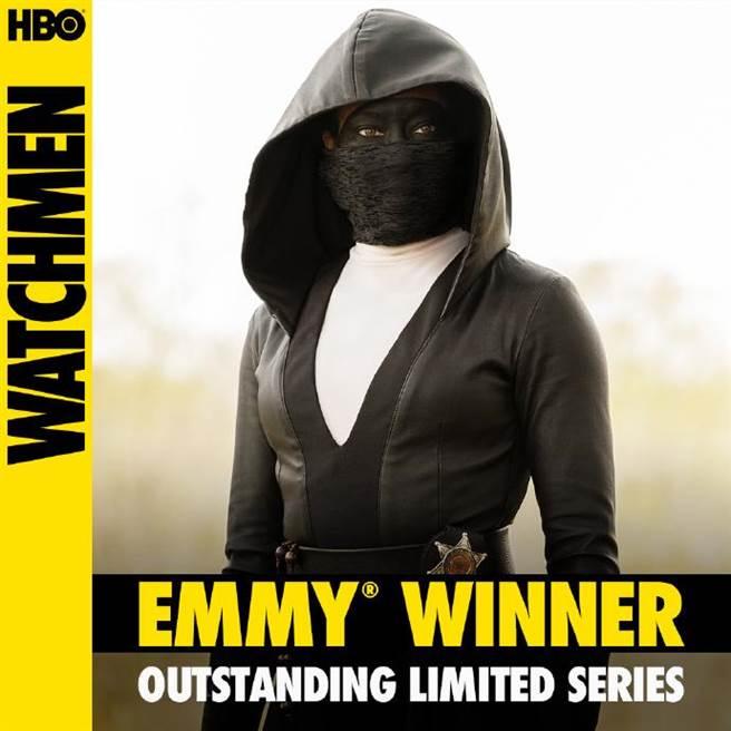 《守护者》为艾美奖史上首部由漫画改编而获得大奖的作品。(摘自推特)