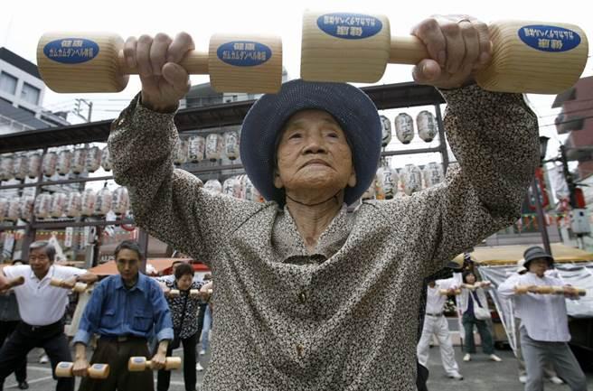 日本勞動力高齡化現象顯著。路透資料照片