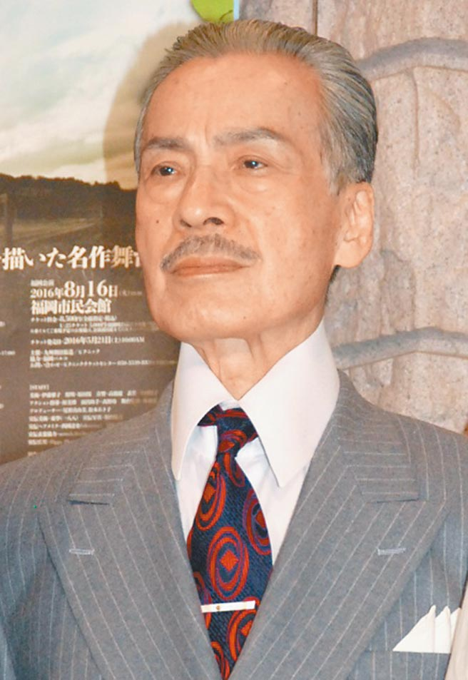 藤木孝傳出在家輕生消息,令日本演藝圈震驚。(摘自ORICON NewS)