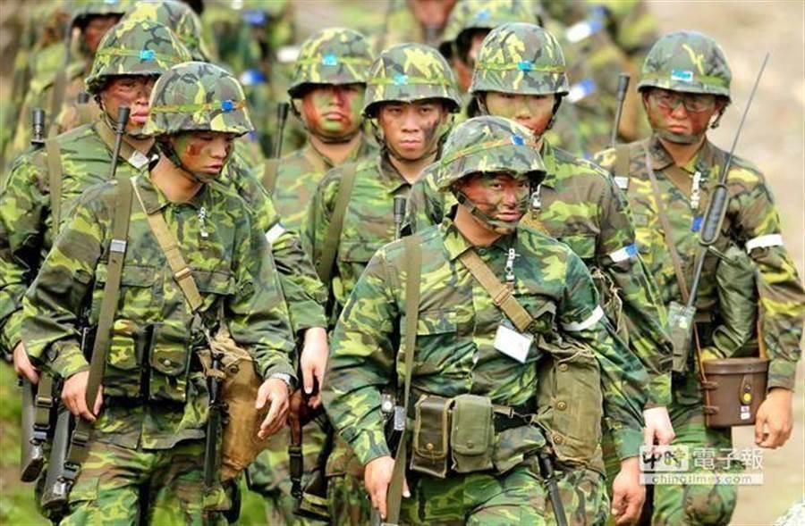 中華民國國軍。(圖/本報資料照)