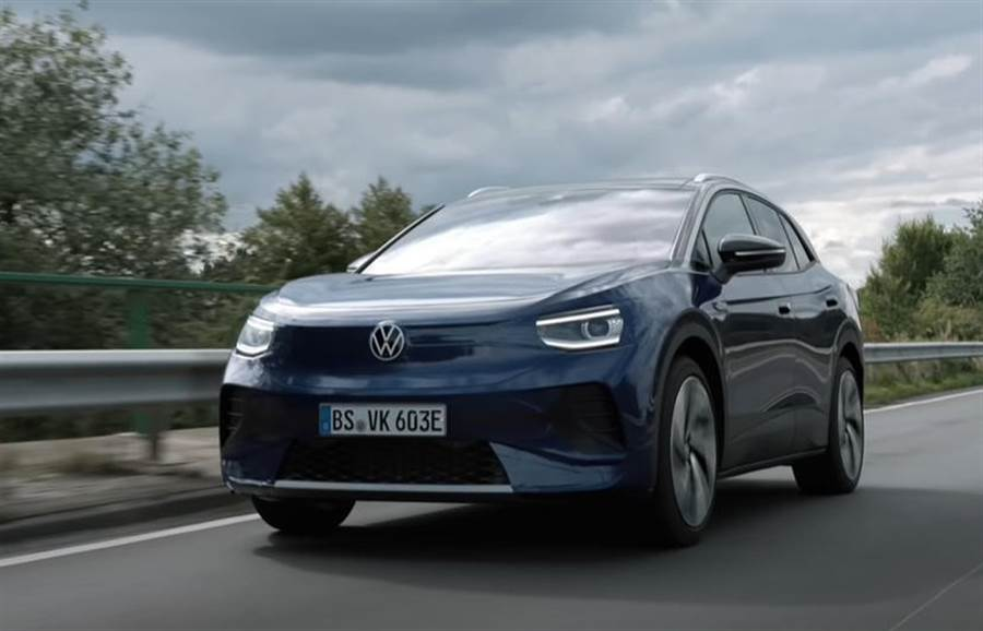 美中歐三地生產,福斯 ID.4 電動 SUV 年產量上攻 50 萬台