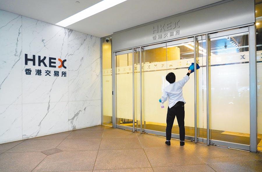 香港的亞洲金融中心地位短期內難被取代。(中新社資料照片)