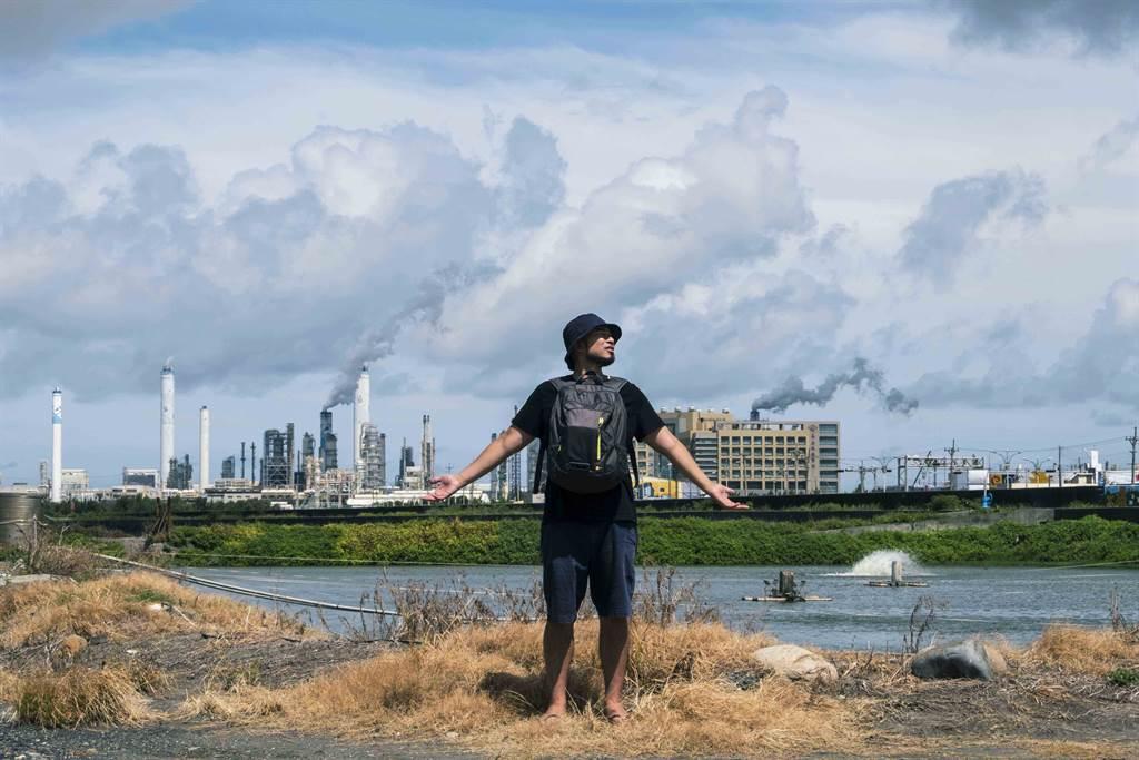 透过四天三夜环岛旅行,Dyson携手台客剧场从北到南环岛台湾,揪出日常8大污染行为!(Dyson提供/黄慧雯台北传真)