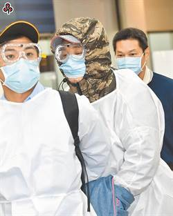 朱雪璋逃亡遭逮回 還要賠被害人15萬元慰撫金