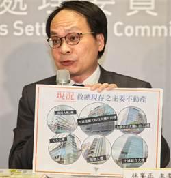 黨產會認定救總為國民黨附隨組織 即日起凍結13億資產