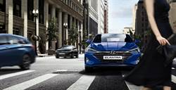 美型房車科技升級 HYUNDAI ELANTRA 21年式65.9萬元起預售