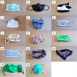 健康新視界:潘懷宗》美國研究:若醫護外科口罩缺乏 民眾用兩層棉布自製口罩OK
