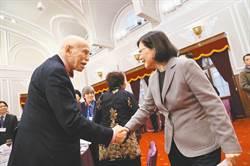 孔傑榮:聯合國應接納台灣 給予台灣代表權