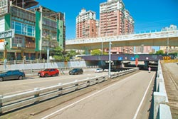 台中五權路地下道施工 恐衝擊交通