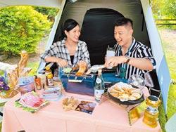 中秋露營烤肉趣