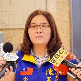海峽論壇預錄片遭批 陳玉珍回應了