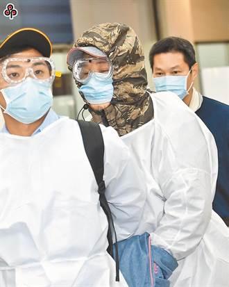 朱雪璋逃亡遭逮回 还要赔被害人15万元慰抚金