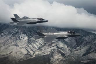 F-35戰機防雷擊系統易損壞 建議閃避雷雲