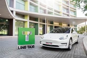 LINE TAXI多元計程車 Q4進軍台中