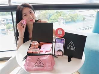 今秋最夯「赤茶妝」大勢崛起 人氣韓系眼唇彩妝百元價入手