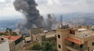 黎巴嫩南部真主黨據點發生爆炸
