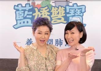 藍心湄、寶媽合開新節目《藍嬌雙寶》 各出奇招超吸睛
