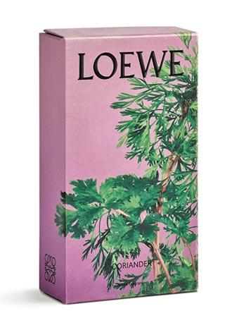 Loewe居家香氛 香菜味很特別
