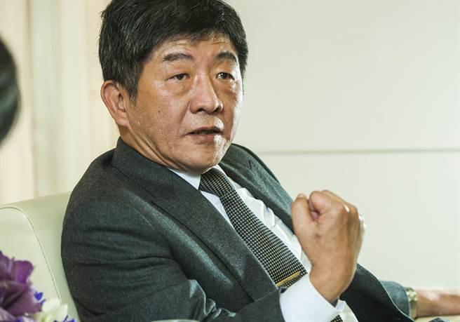 衛福部長陳時中。(資料照,鄭任南攝)